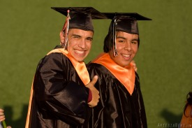 Aron Acosta and Jerry Ortega.