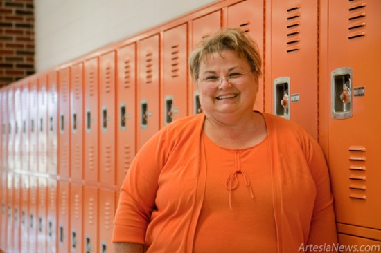 Artesia High School counselor Leah Williams plans on taking a trip to Alaska. (Tyler Green - Daily Press)