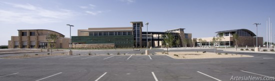The Artesia Public Safety Complex