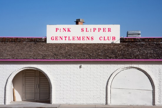 The Pink Slipper Gentlemen's Club