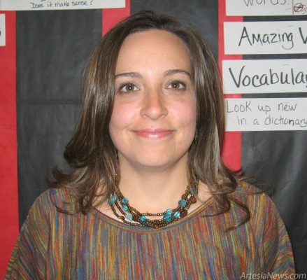 Sharlene Kreager Fourth-Grade Teacher, Central Elementary