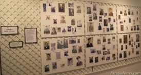 The Artesia Historical Museum's Wall of Honor displays many of the faces of local veterans who served in one or more of the numerous conflicts throughout the country's history. While the museum will be closed Thursday and Friday of this week for Thanksgiving, the collection will continue to be on display through Saturday, Nov. 24. Rob Larson - Daily Press