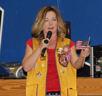 Hermosa Flag Day Speaker Missy Williams