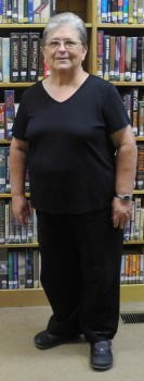 Retiring Library Supervisor  Pam Castle