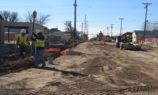 13th Street Construction Update