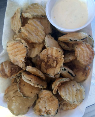 Fried Pickles (Courtesy Photo)