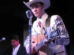 "Jake Penrod in ""Hank Williams Remembered."" (Courtesy Photo)"